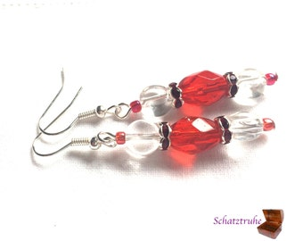 earrings strawberry secco