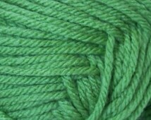Uptown Bulky in Grass Green #410 100% Acylic Anti Pilling Super Soft, Super Bulky Yarn 87 yards, 80 meters