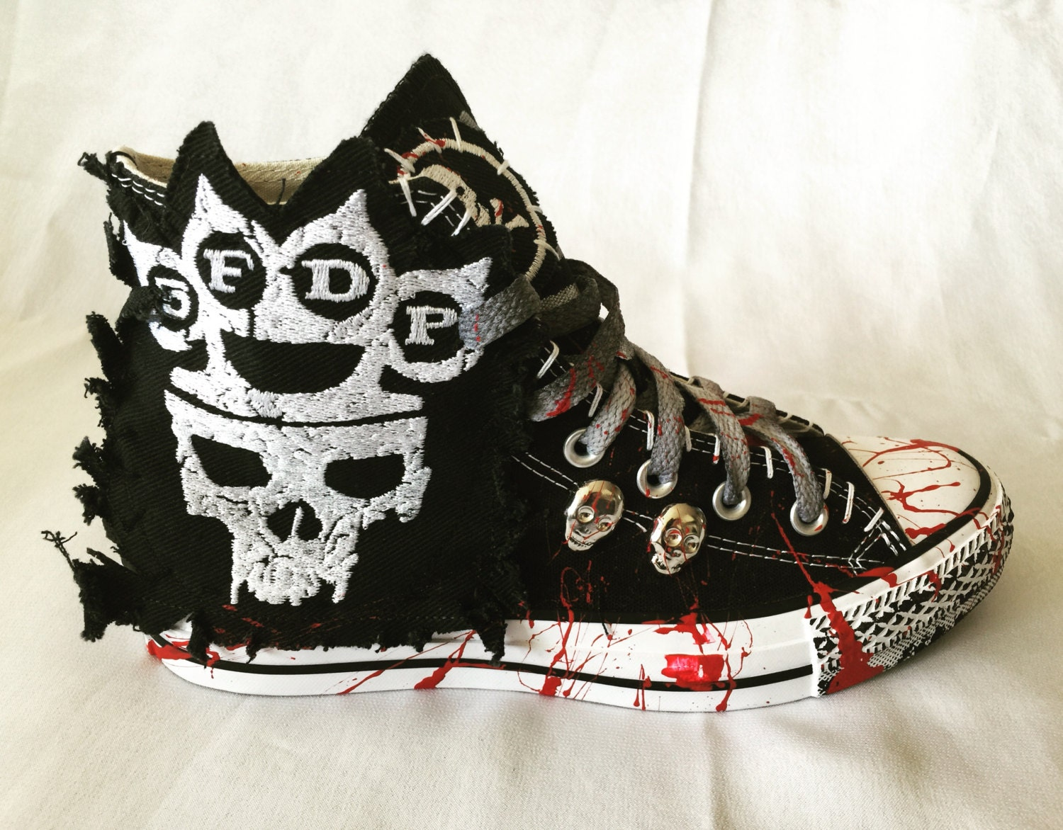 Skull Kid Shoes