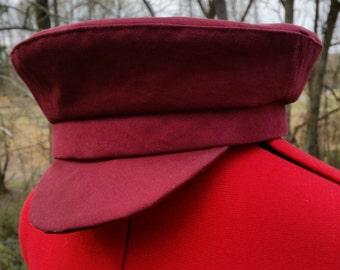 Driver's Cap 3