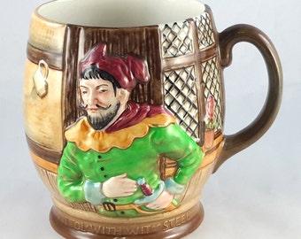 Beswick Mug Shakespeare Merry Wives of Windsor