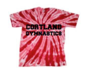CORTLAND Tie-Dye T-shirt