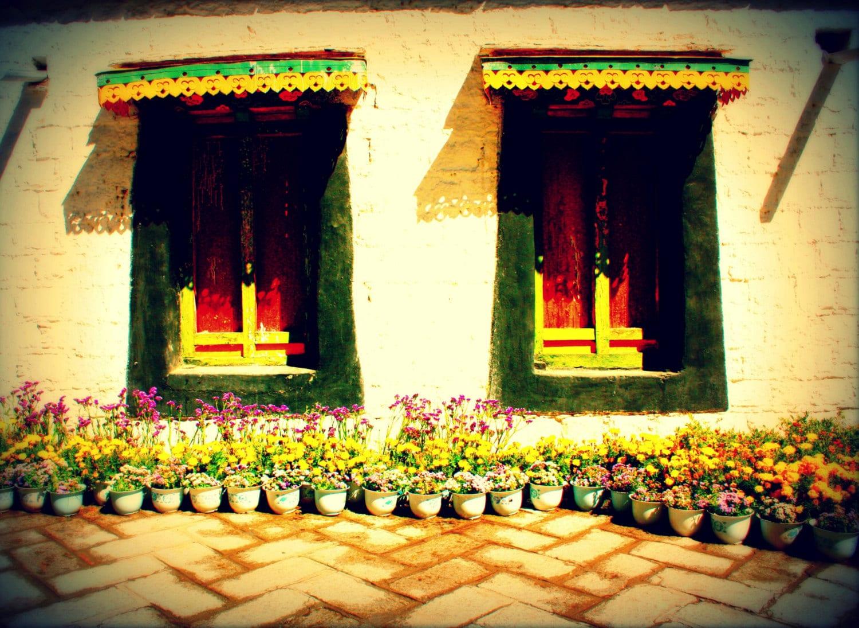 Tibetan Wall Art - Elitflat