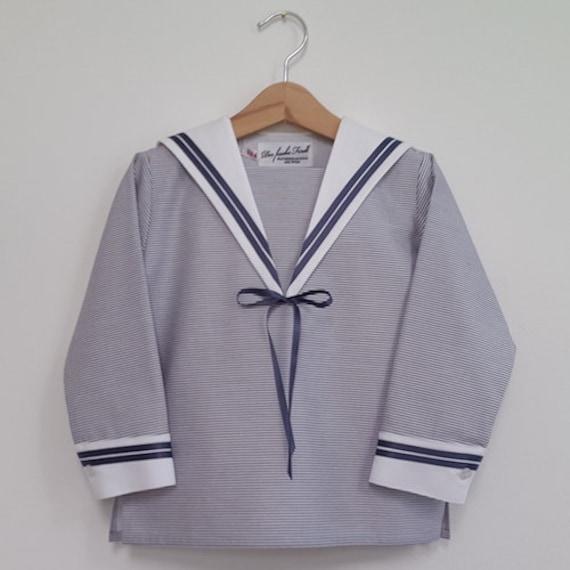 Sailor Shirt DER FESCHE FERDL Bengal Edition -  Costume marin -  Traje de Marinero