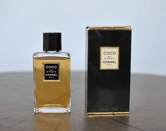 Vintage RARE COCO by CHANEL fragrance , rare fragrance .....