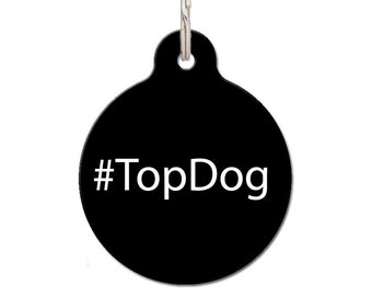 TopDog Pet ID Tag | FREE Personalization
