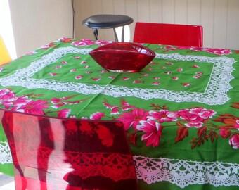 Gorgeous Slavic tablecloth - FREE POSTAGE