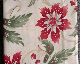 Fabric: 1 YARD Sentiments Parchment - Moda Fabrics