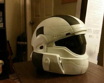 Halo Reach ODST helmet