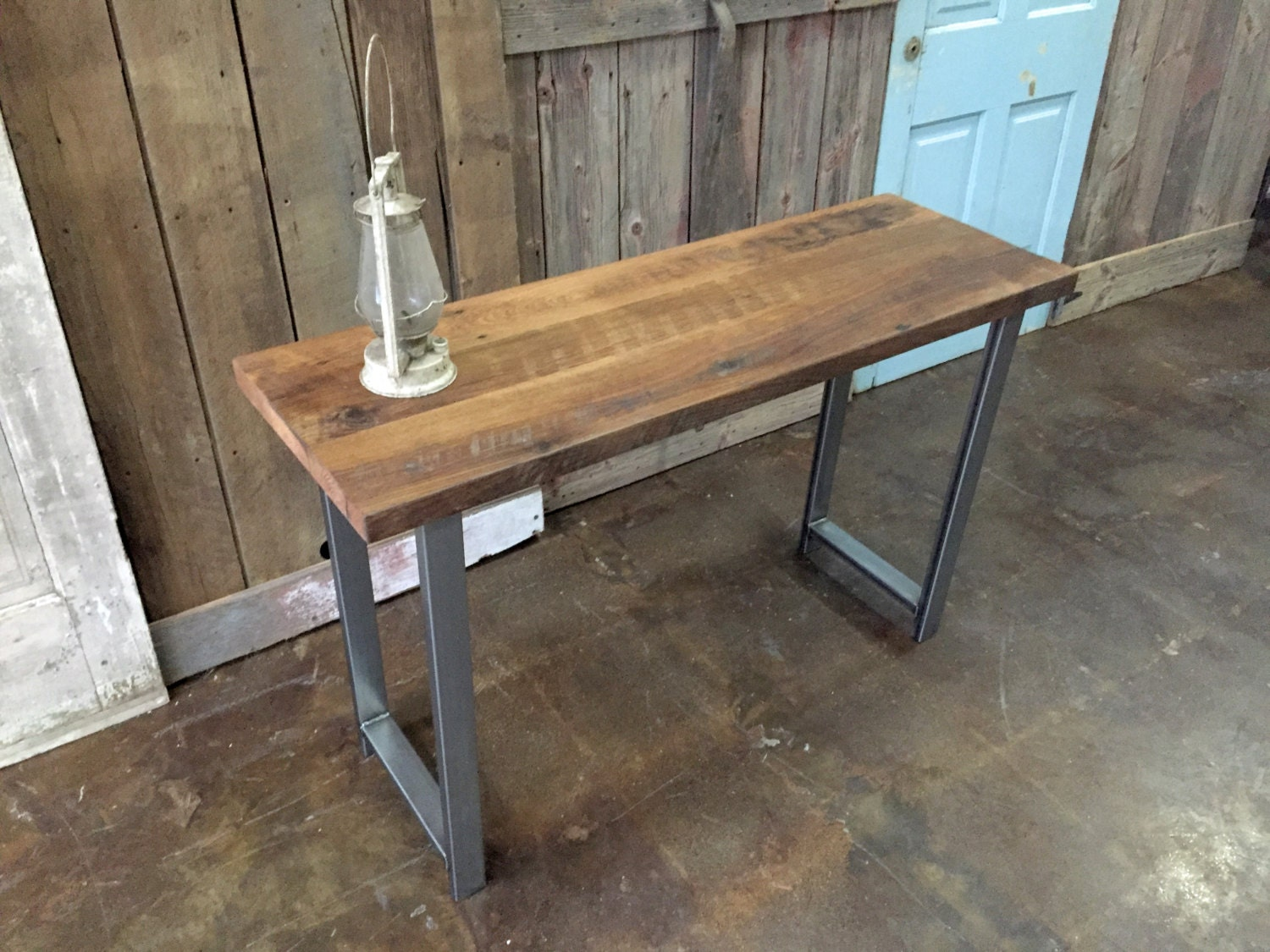 Wood And Metal Console Part - 41: ?zoom