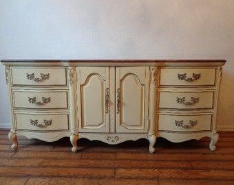 Thomasville Bedroom Furniture 1960 S vintage hollywood regency furniture | etsy