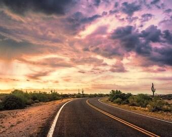 Fine Art Nature Photography - Original Nature Photography Prints and Landscape Photos - Arizona Highways Desert Monsoons