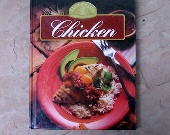 Chicken Cookbook, Land O Lakes Collector Series Chicken Cook Book, 1994 Vintage Cookbook