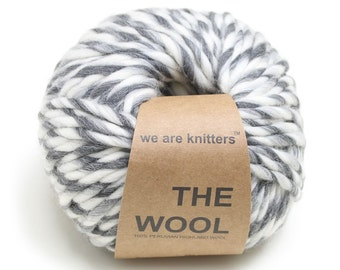 100% Peruvian wool - Spotted