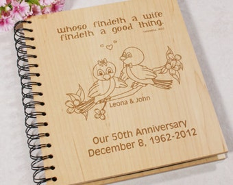 Personalized A Wife is a Good Thing Photo Album