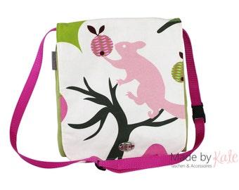 shoulder bag green, messenger bag, small messenger bag, green bag, cross body bag, small bag, college bag,