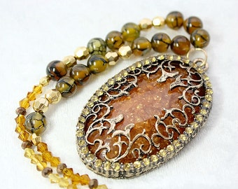 amber necklace amber pendant gold jewelry gold necklace baltic amber gold necklace statement jewelry botanical jewelry amber pendant lighting