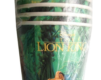 Lion King Cups (8ct)