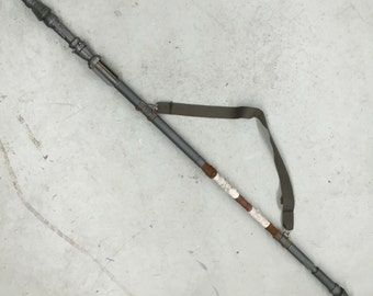TFA (movie accurate 3D printed fully weathered/painted/sealed) Rey Staff prop for convention, comiccon & cosplay