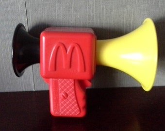 Director's megaphone mcdonalds happy meal toy