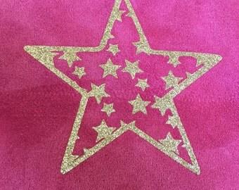 Fusible pattern stars