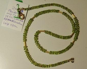 Peridot Necklace   (JK755)