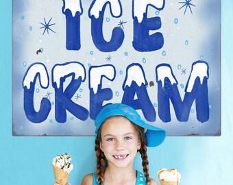 Ice Cream Carnival Food Wall Decal - #59421