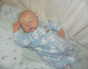 Reborn Baby Boy - Chase (Cheryl Webber Sculpt)