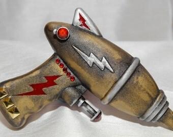 The Flash - Steampunk Blaster Gun - FREE SHIPPING