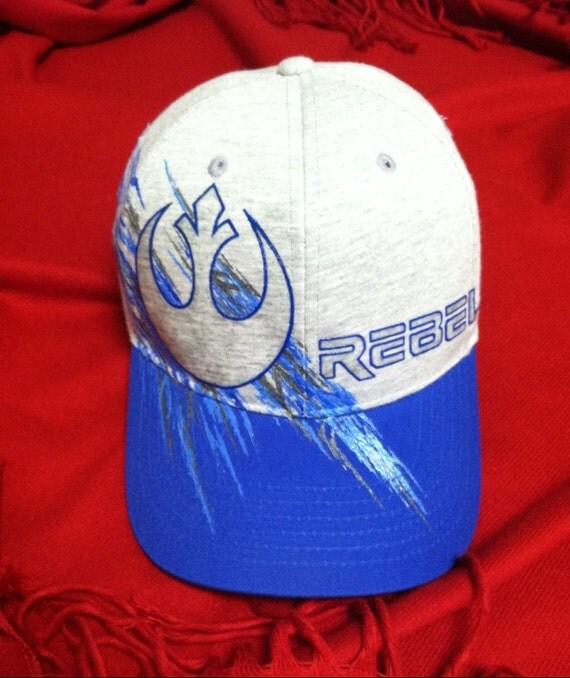 bffa45b6cb6 Hybrid Agenda Star Wars Rebel Edition- Curved bill Snapback