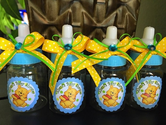 pooh baby shower favors pooh baby shower winnie the pooh baby shower