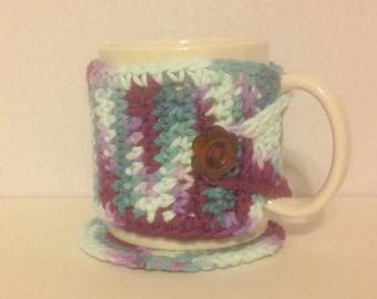 Coffee Cozy & Coaster