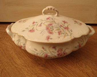 Austrian Covered Compote Dish