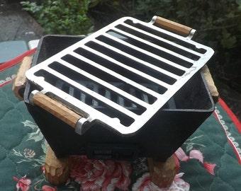 Micro Mini Hibachi Cooking Grill