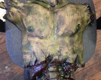 Spoiled Rotten Torso Halloween Prop Decoration