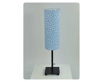 Blue children lampshade - Elephant'O (blue)
