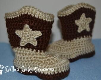 Baby boy cowboy boots