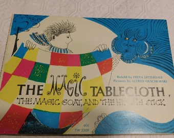 The Magic Tablecloth by Freya Littledale