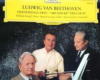Ludwig Van Beethoven - Erzherogs-Trio - Archduke Trio OP 97