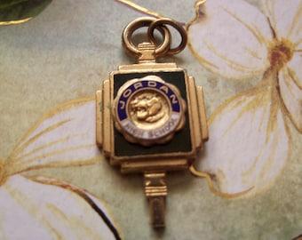 vintage jordan high school watch key by kays