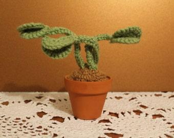 Crochet Venus Fly Trap