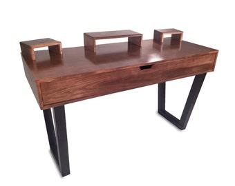 Recording Studio Desk || Piano Console Desk