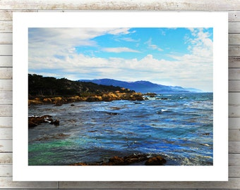 17 MILE DRIVE -Carmel - Monterey Peninsula - Pebble Beach - Landscape Photography -Fine Art Photograph-Limited Edition of 250