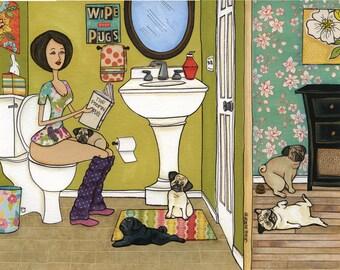 The Poopin Pug