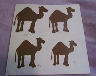 camel die cuts-large