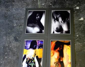 Abby (Set of Four Photographs)