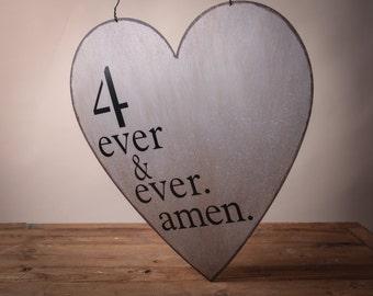4 ever, ever amen