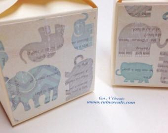 Elephant Wedding Favors Elephant Favor Boxes Elephant Baby Shower Favors Baby Shower Favours Elephant Baby Shower
