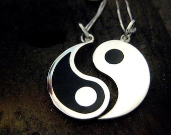 Ying Yang divisible Silver