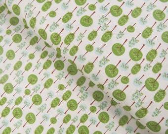 Roundabout - Trees - Stoff Fabrics - Denmark